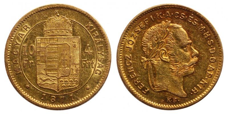 4 Forint 1871 KB