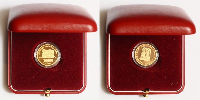50000 Forint Szent István intelmei 2010 PP