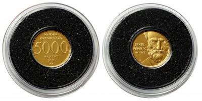 Erkel 5000 forint  2010