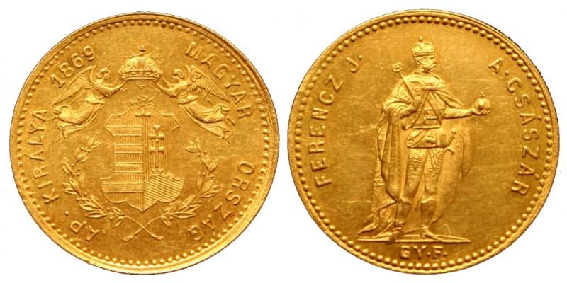 Dukát 1869