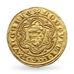 I. Lajos aranyforint
