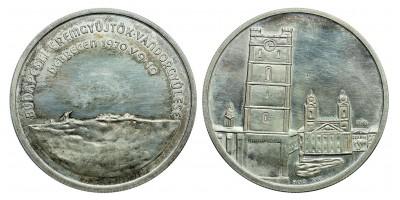 MÉE Debrecen vándorgyűlés 1970 ezüst érem