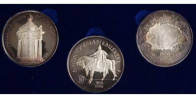 MÉE Magyar Millecentenárium 896-1996 PP