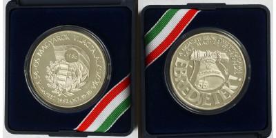 Magyar 56-osok világtalálkozója ezüst érem