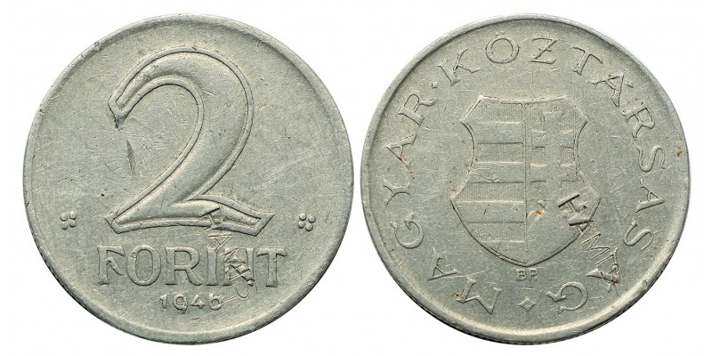 2 Forint 1946 hamis