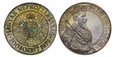 200 forint Bethlen Gábor piefort 1979 PP