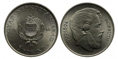 5 forint 1968