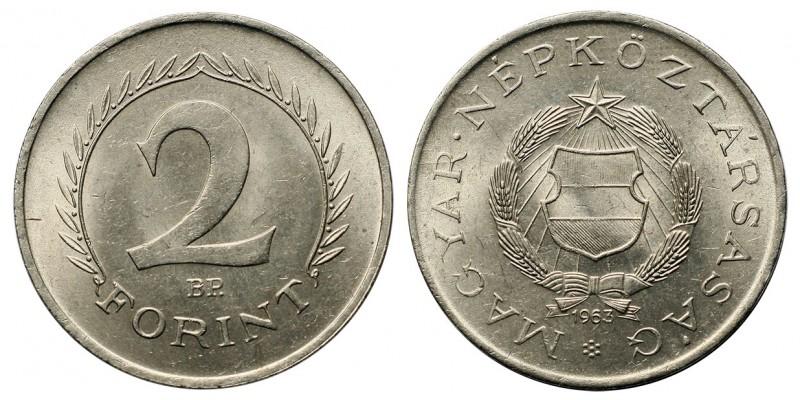 2 forint 1963