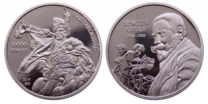 10000 forint Benczúr Gyula 2019