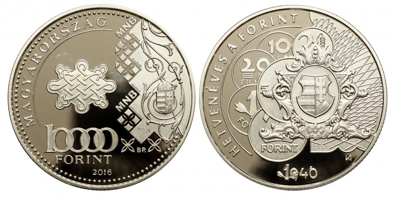 10000 forint 70 éves a forint 2016