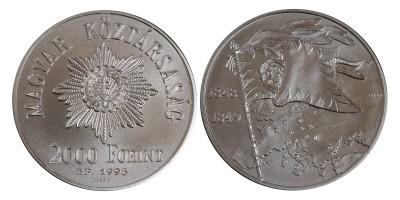 2000 Forint a szabadságharc 150.évfordulójára 1998 BU