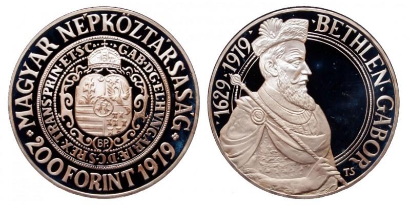 200 Ft Bethlen Gábor 1979 PP