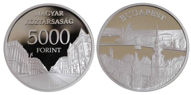 5000 forint Budapest 2009 PP