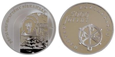 5000 Forint Pécsi ókeresztény sírkamrák 2004 PP