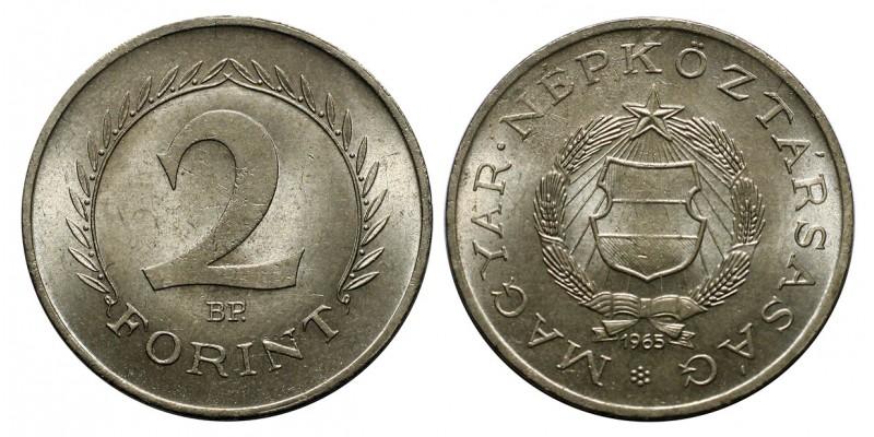 2 forint 1965