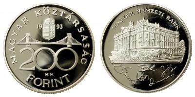 200 forint 1993 PP