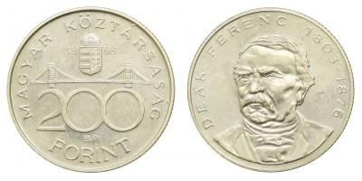 200 forint 1998