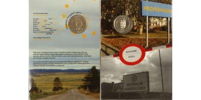 50 forint 2004 EU csatlakozás