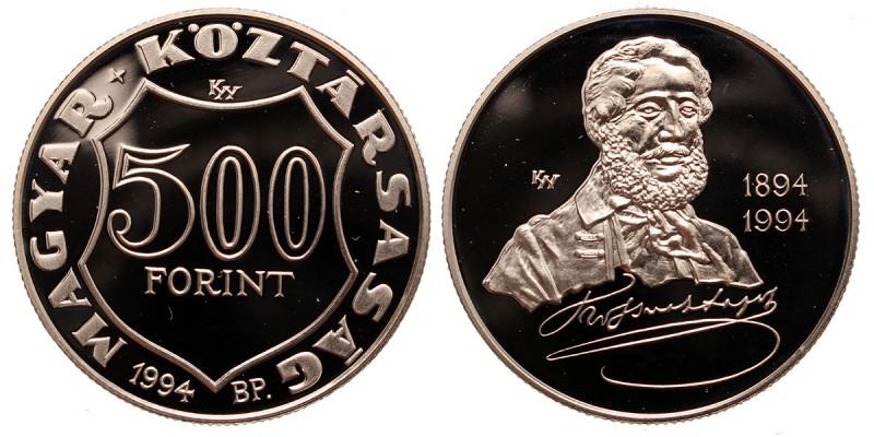 Kossuth Lajos 500 forint 1994