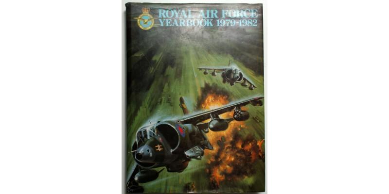 Angol Királyi Légierő évkönyv 1979-1982