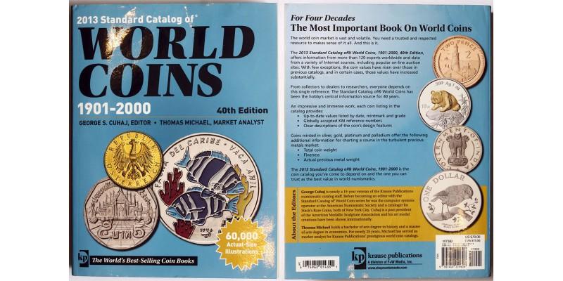World coins 1901-2000 40.kiadás