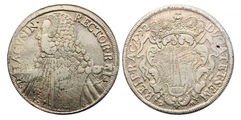 Ragusa tallér 1772 D-M