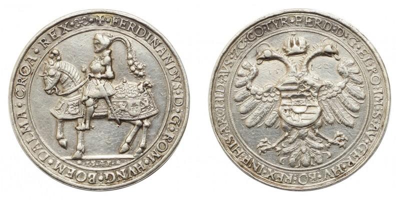I.Ferdinánd 1 1/4 dísztallér 1541