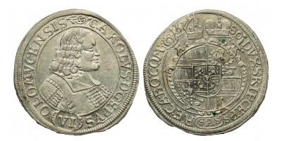 Olmütz 6 kreuzer 1680