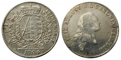 Szászország tallér 1764 IFAoF