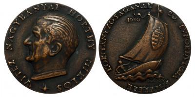Horthy Miklós kormányzóságának 20. évfordulója érem 1940 R!