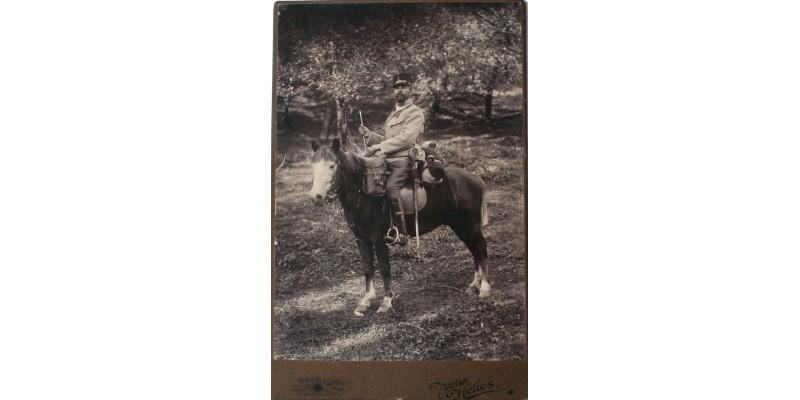 Huszár fotó Szarajevó 1914