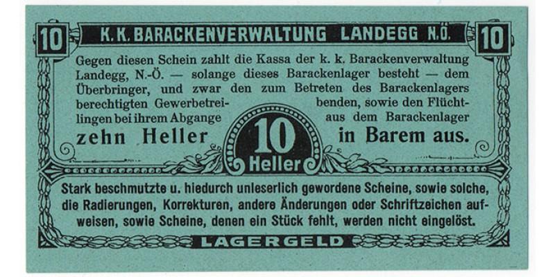 Landegg 10 Heller