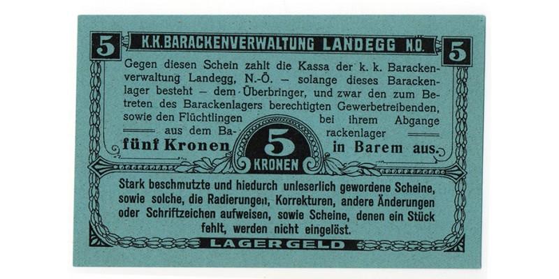 Landegg 5 Kronen