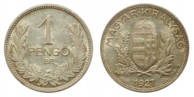 1 Pengő 1927