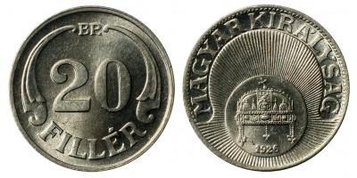 20 fillér 1926