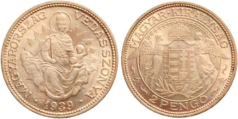 2 pengő 1939