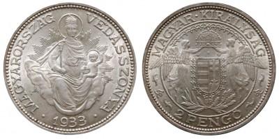 2 Pengő 1933