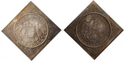 5 Pengő 1929 U.P. Csegely