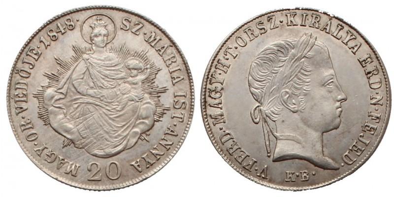 20 krajcár 1848